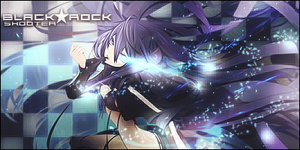 Black Rock Shooter v2 by JamesxpGFX