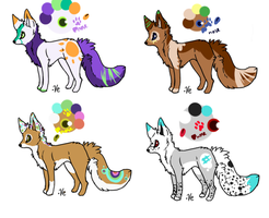 Fox adopts CLOSED by lostdoge