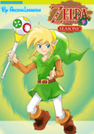 Link ~ Oracle of seasons ~ The Legend of Zelda by LegendaryReshiram