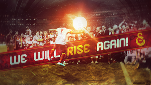 We Will Rise Again! by anasonmania