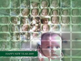 HAPPY NEW YEAR 2009 by IshqAatish
