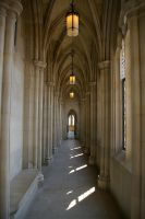 National Cathedral Interior by ChibiPhantom