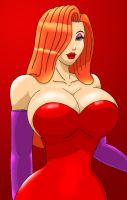 Jessica Rabbit by ju7301