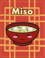 Kawaii Miso Soup by anonimus-kyreii