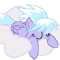 Cloudchaser Icon by Zaivinx