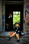Vocaloids Kagamine Len And Rin Trick And Treat by YukiWonka
