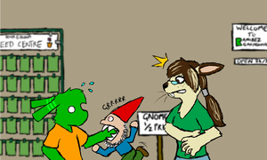 Trade - Garden Centre From Hell by Chaz-GELF