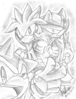 Triple S by andreahedgehog