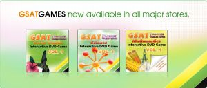 GSAT GAMES now in stores by kamal98