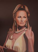 Ursula Andress by PaulMeijering