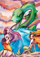 Annales - Mermaids by elisamoriconi