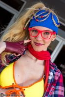 Hipster Rikku 16 by Insane-Pencil