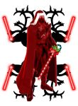 DARTH CLAUS AND HIS EVIL REINDEER APPRENTICES by MutanerdA