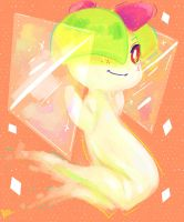 ..Ralts.. by CommoreK