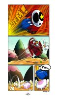 Yoshi's ride - Page 2 by Jebey