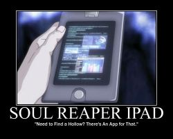 Soul Reaper iPad by Ry-Guy176