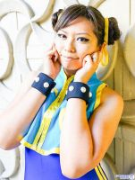 Chun Li Alpha by LexLexy