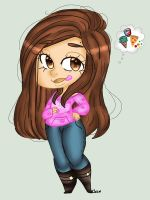 Me by Chibii-chii
