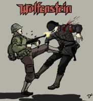Wolfenstein by Oldquaker