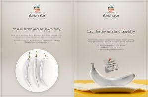 Dental Salon by uplabel