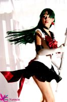 Sailor Pluto 2011 by Yunnale