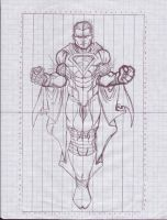 Supe's sketch by Mulv
