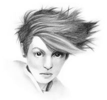 Eleanor Kate Jackson - La Roux by Stephalou
