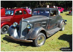 A 1934 Plymouth by TheMan268