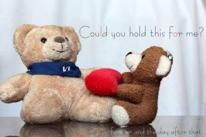 Could You Hold This For Me? by TomasLiutvinas
