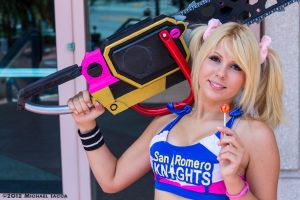 Juliet Starling 6 by Insane-Pencil