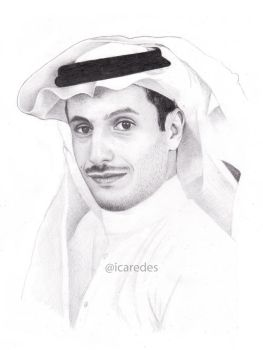 Saudi Guy by caredes