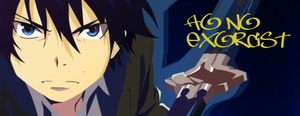Ao no Exorcist by Pflanzenmann