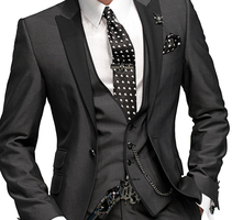 My Suit For The Wedding by Massacres-Depression