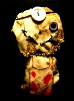 Gore Puppet 5 by DarylHobsonArtwork