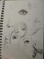Sketches by naftie