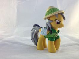 MLPFIM Daring Do custom by omgwtflols