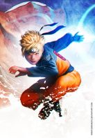 Naruto Fan Art by AdmiraWijaya