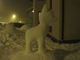 Snow Creation (3) 2013 by TristanTreg