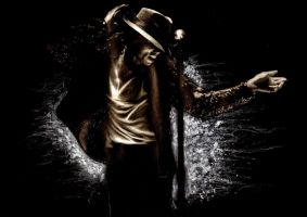 Michael Jackson by p4trycha