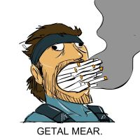 GETAL MEAR by Ryan-Cole