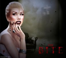X-Tina Aguilera in 'The Bite' by ByRoderico