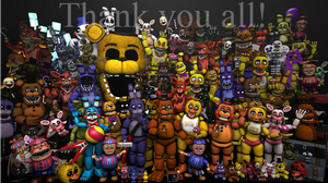 Thank You! (READ DESC) by GoldenFredbearGames
