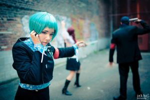 Persona 3 - Battle by alucardleashed