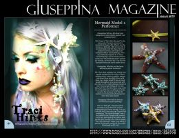 Giuseppina Mag Tear sheet 1 by TheRealLittleMermaid