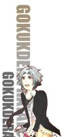 Gokudera by Kittyjohl
