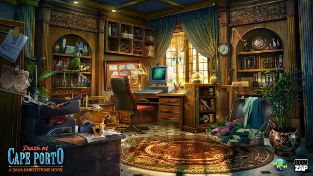 the Curator Office by LanWu
