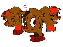 Evolution of Reds by Woofsufsifs