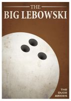 The Big Lebowski by PurityOfEssence