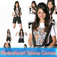 Photoshoot Selena Gomez by Anaeditions200