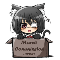 March Point Commission (OPEN) 2012 by GreenTeaNeko